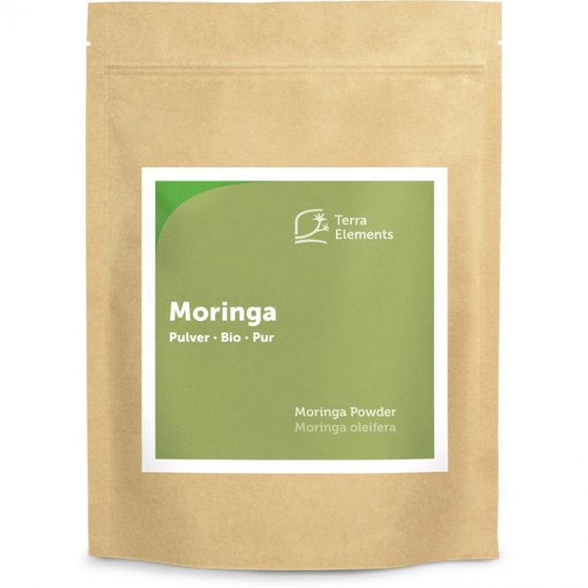 Bio Moringa Pulver, 500 g