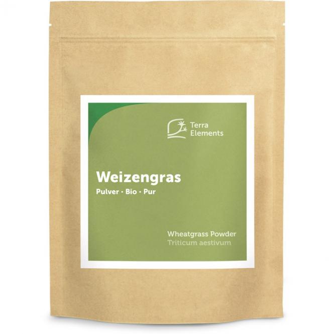Bio Weizengras Pulver, 500 g