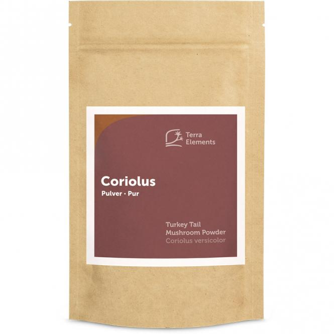 Coriolus Pulver, 100 g