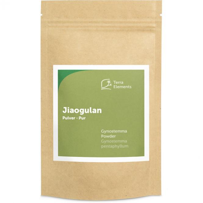 Jiaogulan Pulver, 100 g