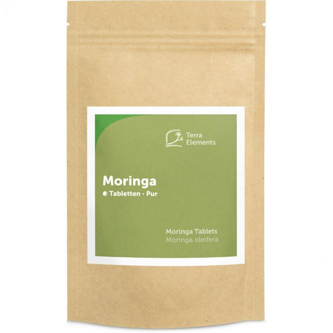Bio Moringa Tabletten (500 mg, 240 St)