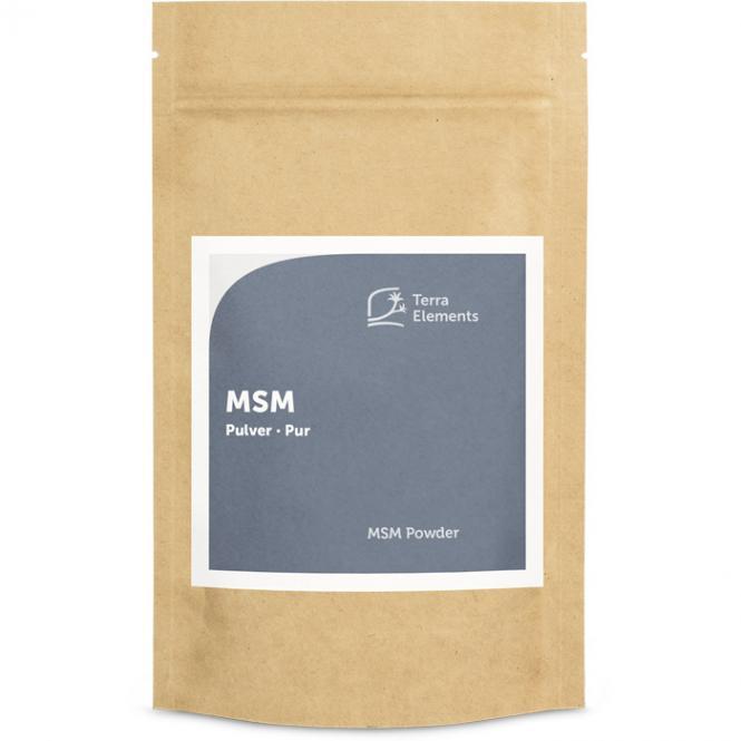 MSM Pulver, 100 g