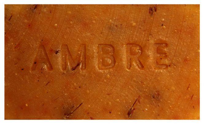 Ambre Costa Del Azahar Warming & Moisturising Seife, 100 g