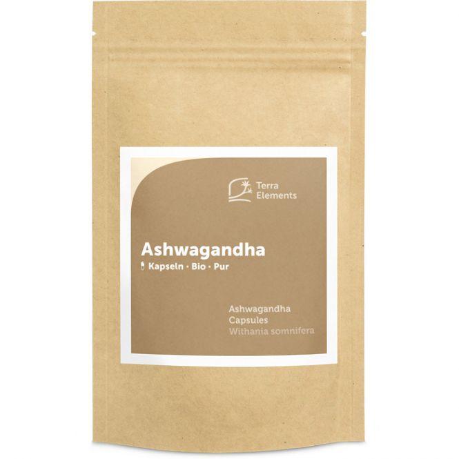 Bio Ashwagandha Kapseln (400 mg, 150 St)