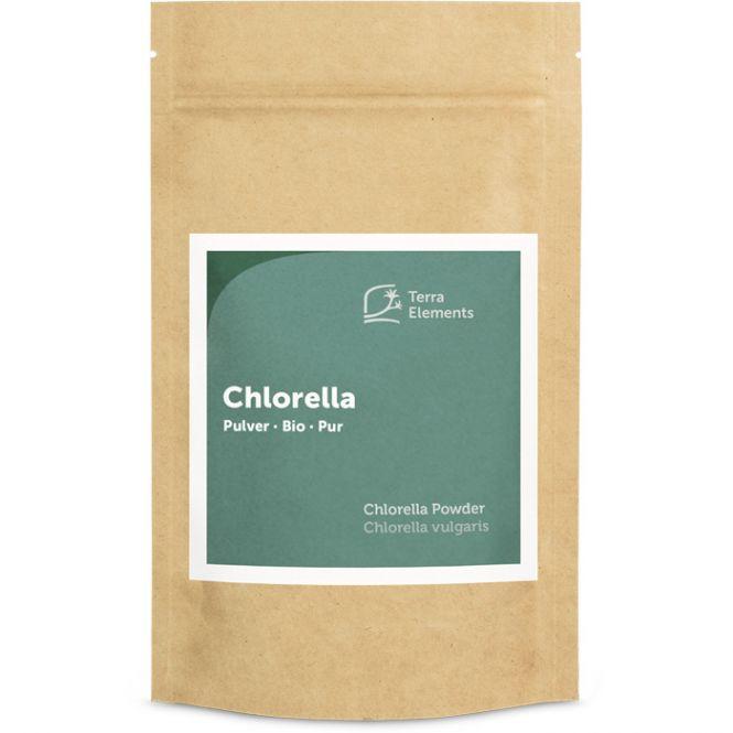 Bio Chlorella Pulver, 100 g