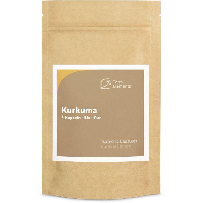 Bio Kurkuma Kapseln (400 mg, 150 St)