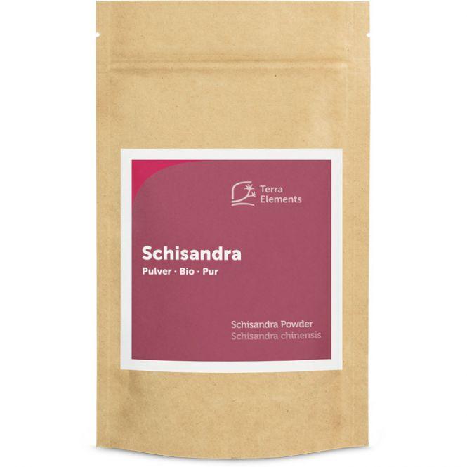 Bio Schisandra Pulver, 100 g