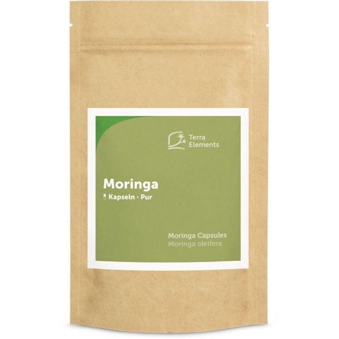 Bio Moringa Kapseln (400 mg, 150 St)