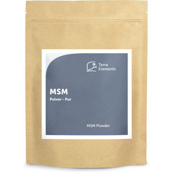MSM Pulver, 500 g