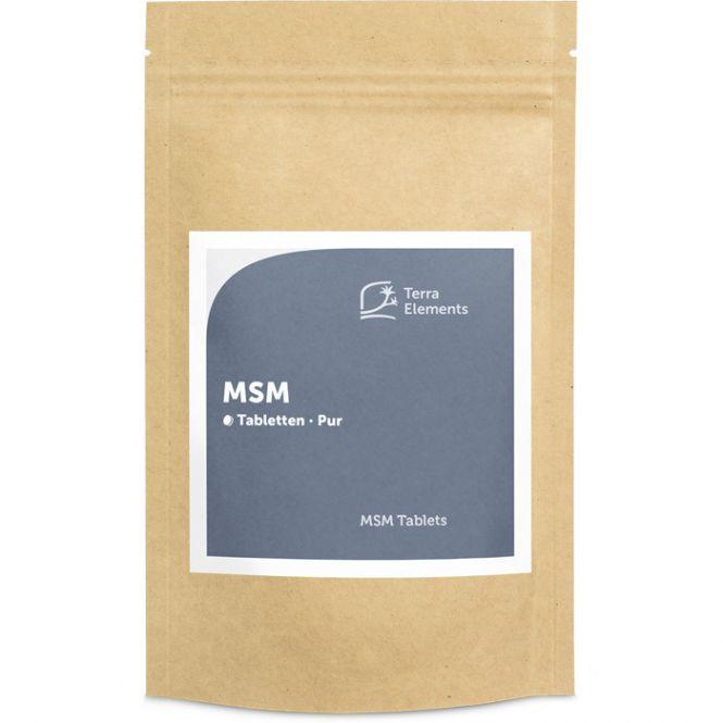 MSM Tabletten (750 mg, 160 St)