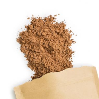 Bio Carobpulver roh, 250 g