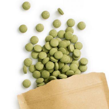 Bio Gerstengras Tabletten (500 mg, 240 St)