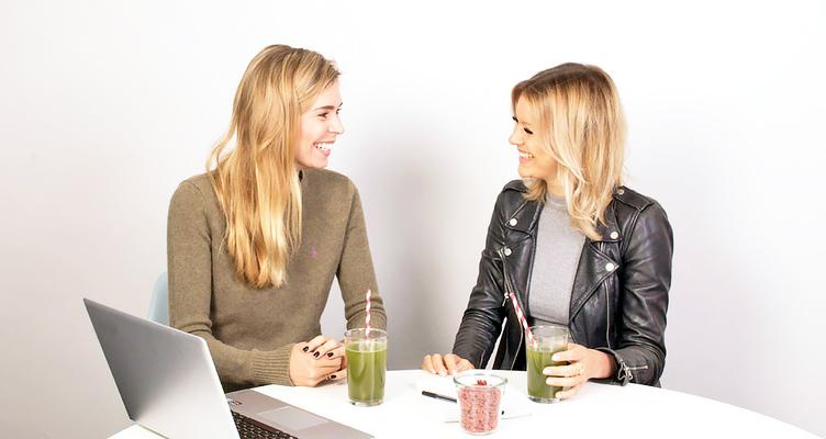 Interview Clean Eating mit Katharina von Gold ist keine Farbe