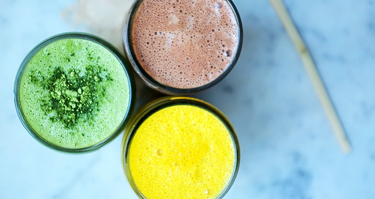 Superfood Sommer Smoothie Rezepte
