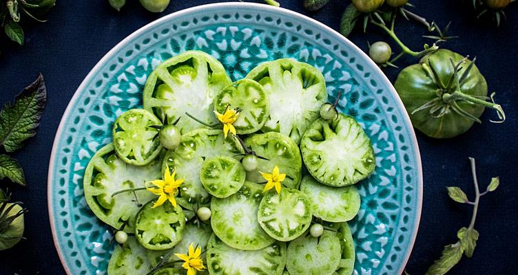 Grüne Diät aus dem Ayurveda