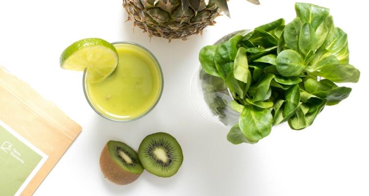Rezepte grüne Smoothies
