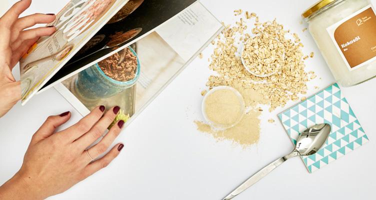 DIY Gesichtsmaske mit Maca und Kokosöl