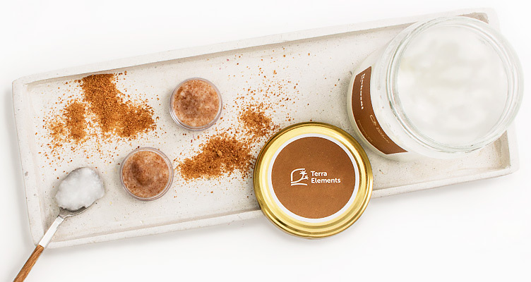 DIY Lippenpflege mit Kokos