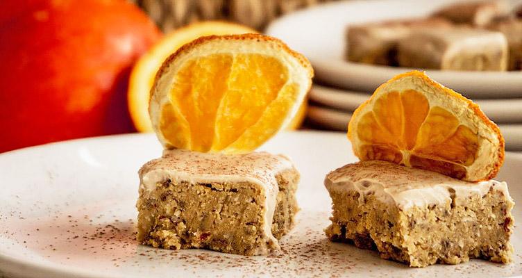 Kurkuma Kokos Kuchen