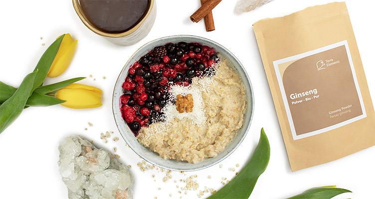 5 Elements Porridge