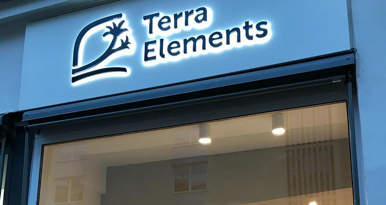Terra Elements Laden München – ab 25. November 2017
